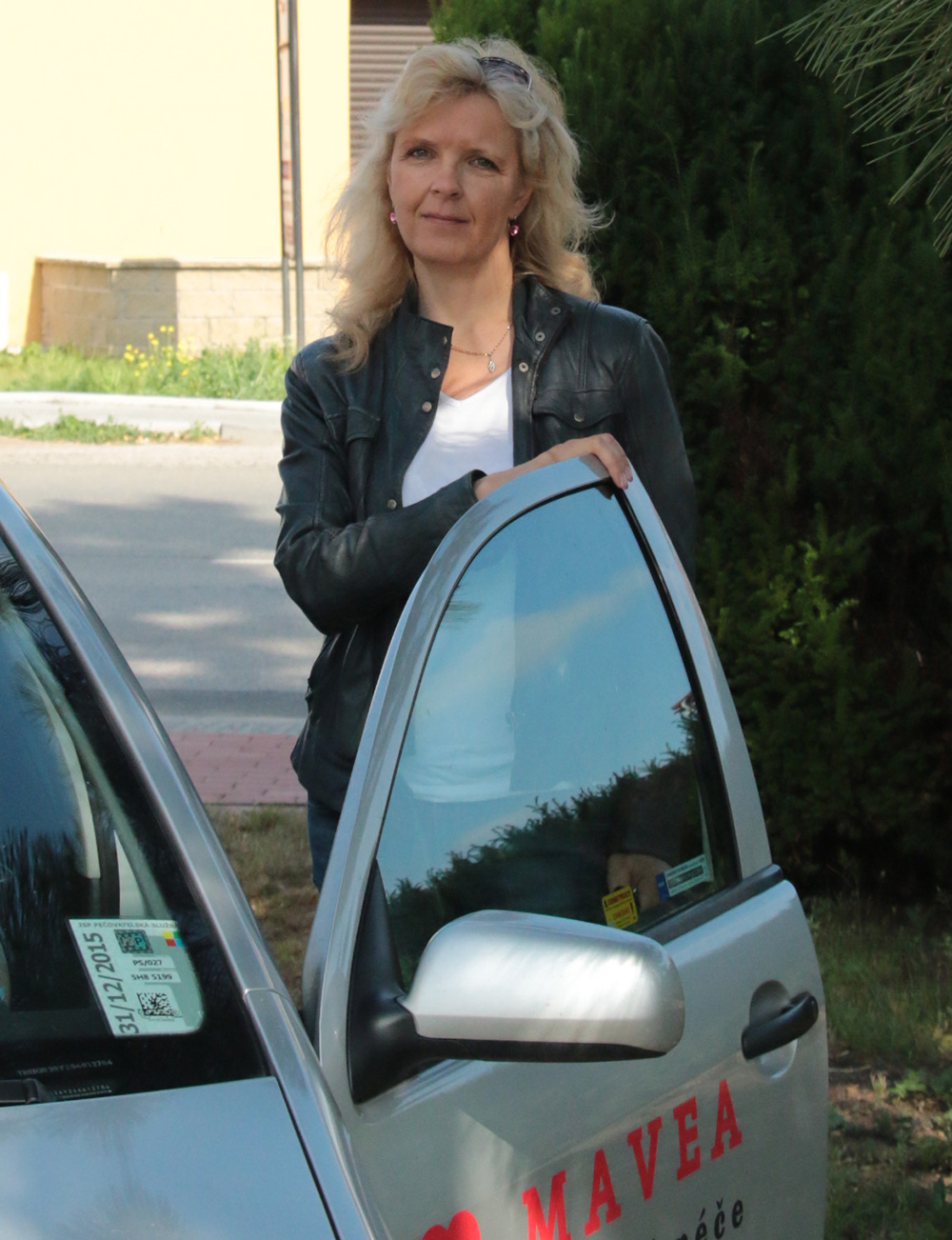 Martina Vedlichová